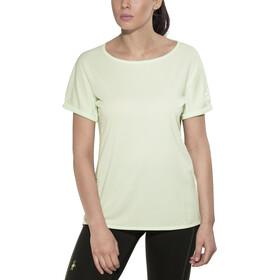 adidas TERREX Climachill Camiseta Running Mujer, aero green
